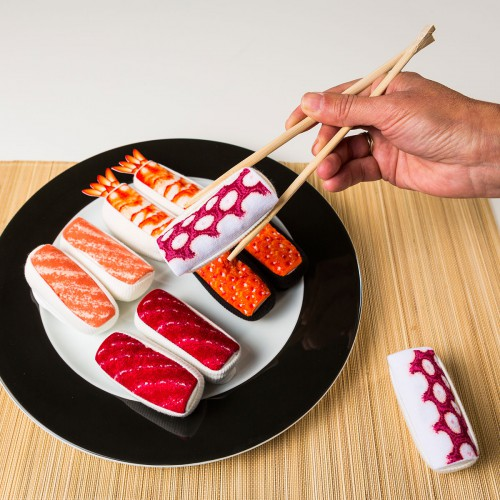 sushi-sokken-rode-kaviaar-70e
